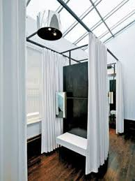 Curtains For Dressing Room Simple Dressing Room Idea Use Mdf Separator And Ikea Curtain