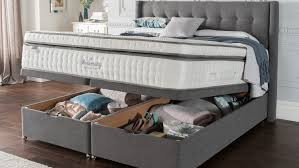 Ottoman Base by Storage Beds Beds Silentnight