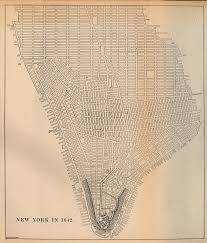 Overview Map Of New York City by Documents For The Study Of American History Us History Amdocs