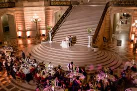 Wedding Venues In San Francisco Sf City Hall Wedding Reception Tbrb Info