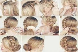 Dirndl Frisuren Mittellange Haare Einfach by Dirndl Frisuren Mittellange Haare Einfach Hair Styles For