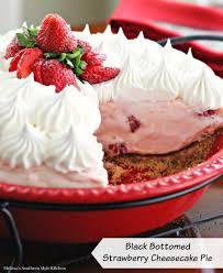 strawberry cheesecake trifle melissassouthernstylekitchen com