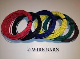 pack of 18 gauge txl wire