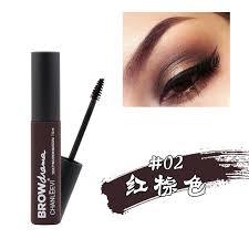 henna eye makeup aliexpress buy new hot brand make up eye brow tint gel