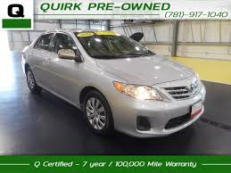 Toyota For Sale In