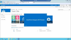 sharepoint designer screencast 6 min what s new in sharepoint designer 2013 preview