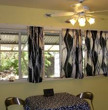 Short Window Curtains by Short Window Curtains For Kitchen Home Design Ideas