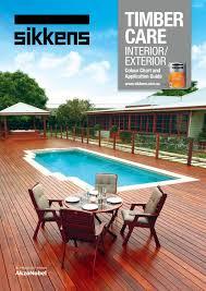 Sikkens Cetol Uv Interior Sikkens Product Guide By Sikkens Australia Issuu