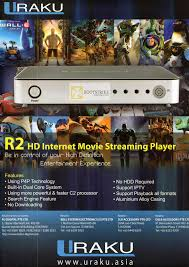 bell systems r2 hd internet movie streaming player pc show 2012