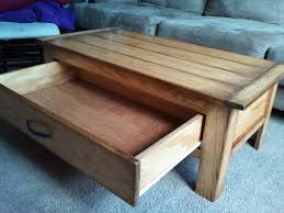 coffee tables astonishing finished table amazing wood octagon