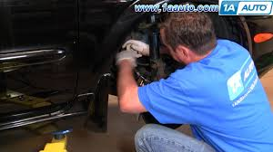 how to install replace broken rattling stabilizer bar mount 1999