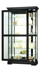 curio cabinet with light curio cabinet lighting fabulous with lights tempered glass cabinets
