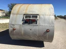 vintage small travel trailer 1959 mobile scout rv u0026 camper