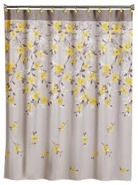 Curtains Floral Saturday Knight Spring Garden Floral Shower Curtain Shower