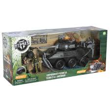 amphibious vehicle military true heroes amphibious vehicle playset toys