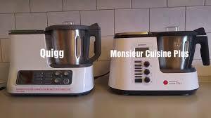 cuisine quigg quigg ambiano küchenmaschine mit wlan funktion 2017 monsieur