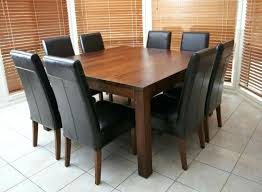 dining tables enchanting square dining room table for 8 dining