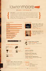 Creative Resume Designs 206 Best Creative C V U0027s Images On Pinterest Cv Design Resume