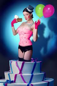 cake girl pop up cake girl by param on deviantart