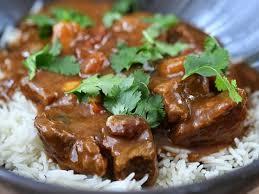 cuisiner du boeuf en morceaux curry de boeuf au thermomix cookomix