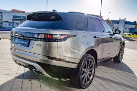 dark blue range rover land rover range rover velar r dynamic sc se 3 0 liter v6 new buy