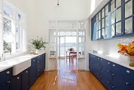 navy blue kitchen cabinets with brass hardware kitchen trend painted cabinets and brass hardware