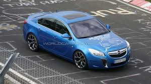 opel opc 2017 opel announces insignia opc nurburgring final testing on bonnet