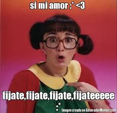 Mexican Memes In Spanish - memes de la chilindrina fijate fijate buscar con google memes