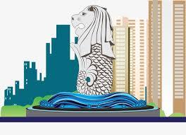 singapore lion singapore lion city singapore lion city landmark