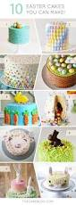 Easy Easter Decorations To Make At Home by Best 25 Easter Cake Ideas On Pinterest Easter Bunny Cake Happy
