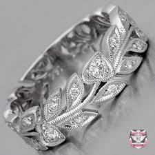 wedding rings flower images Art nouveau jewelry art nouveau rings floral diamond wedding ring jpg