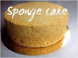 cuisine rapide genoise sponge cake génoise
