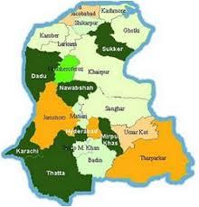 sukkur map sindh pakistan current affairs