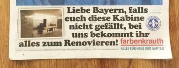 Haus Anzeige Ivar Leon Menger Eine Anzeige Die Mir Besonderen Spaß Gemacht Hat