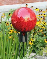 Gazing Ball Pedestals Amazon Com Achla Designs Gazing Globe Ball Stand 34 Inch H
