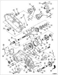 1994 ford f150 parts catalog 94 ford f150 transfer diagram mounting bracket the linkage