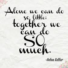 quote about working together lets work together quotes quotesgram
