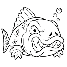 coloring pages about fish realistic fish coloring pages coloring page of fish fishing coloring