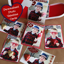 custom valentines day cards personalized photo cards simply notable