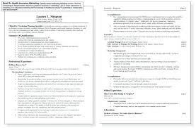 sample of resume for a job click here to view this resume sample