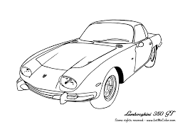 lamborghini car drawing coloring cars u2013 page 3 u2013 letmecolor