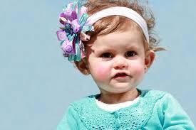 baby hair accessories charming baby hair accessories that ll make them look angelic