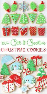 decorated christmas cookies u2013 glorious treats