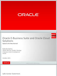e business suite and oracle cloud practical coexistence