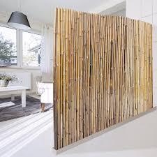 Sichtschutz Fur Dusche Sichtschutz Aus Bambusrohren Kreative Ideen Für Ihr Zuhause Design