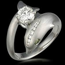 dolphin engagement ring independence day engagement ring ring but i sure as hell