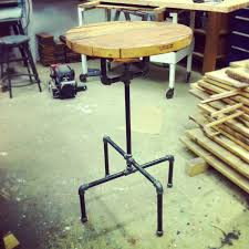 black pipe conference table google search boltmade hq