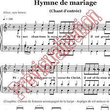 chant de louange mariage hymne de mariage g croissant réf p000780 produit original