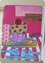 como forrar un cuaderno con tela youtube ideas o tips para decorar los cuadernos yahoo respuestas