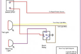 amusing fog light wiring diagram without relay contemporary